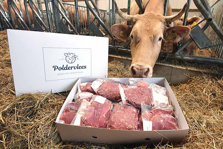 Vleespakket Poldervlees